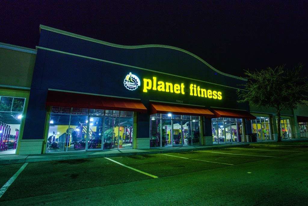 Planet Fitness 5920 Metropolis Way Orlando Fl 32811 Usa