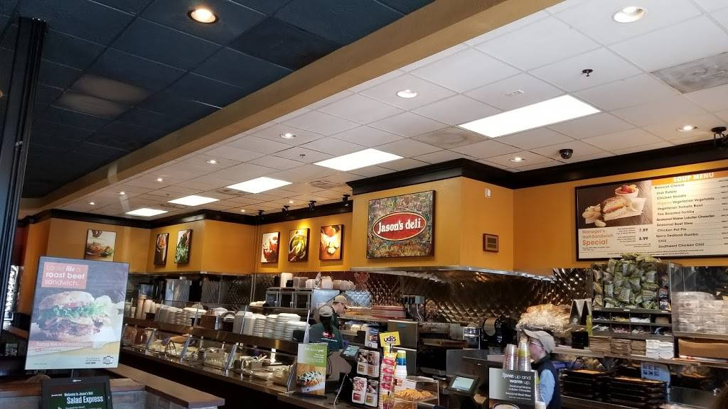 Jasons Deli - restaurant  | Photo 3 of 6 | Address: 3065 Mallory Ln, Franklin, TN 37067, USA | Phone: (615) 771-2626
