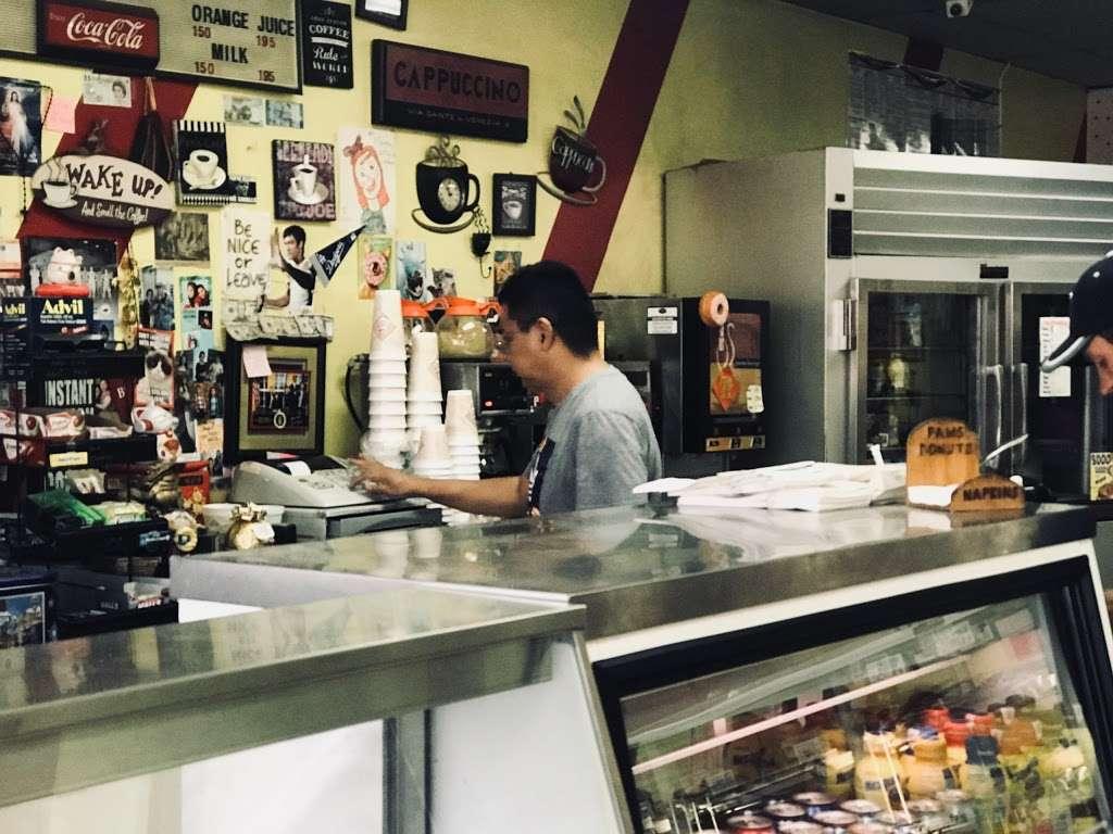 Pams Donuts - bakery  | Photo 4 of 10 | Address: 10255 Mission Boulevard C, Riverside, CA 92509, USA | Phone: (951) 360-1322