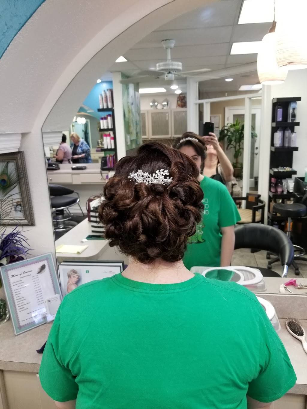 Pavone Salon & Spa - hair care  | Photo 6 of 9 | Address: 6151 Central Ave, St. Petersburg, FL 33710, USA | Phone: (727) 256-0475