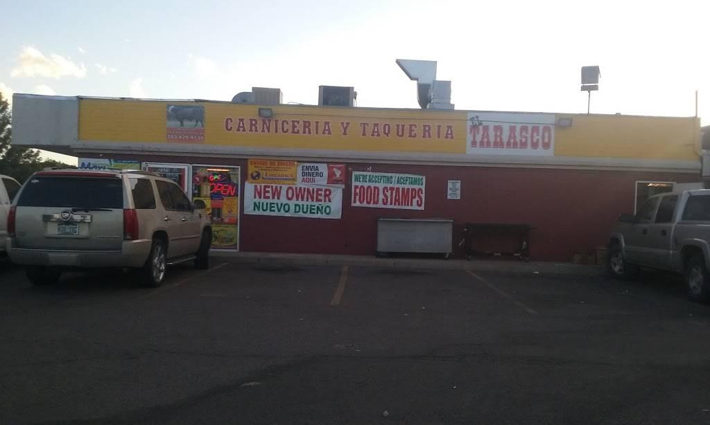 Carniceria El Tarasco - restaurant    Photo 2 of 9   Address: 7575 Broadway, Denver, CO 80221, USA   Phone: (303) 429-1007