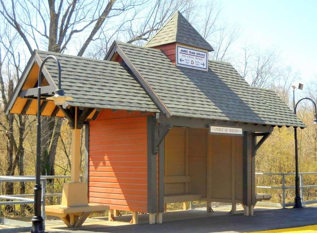 Point of Rocks - train station    Photo 4 of 10   Address: 4000 Clay St, Point of Rocks, MD 21777, USA