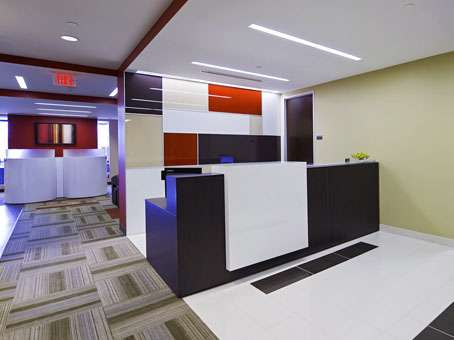 Regus - New Jersey, East Rutherford - Meadowlands - real estate agency  | Photo 7 of 10 | Address: 1 Meadowlands Plaza Suite 200, East Rutherford, NJ 07073, USA | Phone: (201) 340-2600