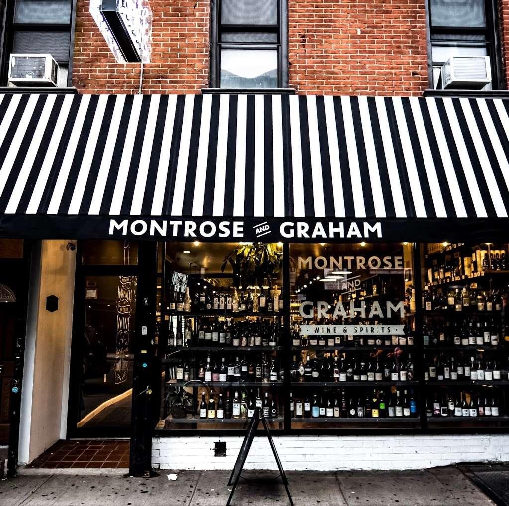 Montrose & Graham - store  | Photo 2 of 10 | Address: 178 Graham Ave, Brooklyn, NY 11206, USA | Phone: (718) 362-7960
