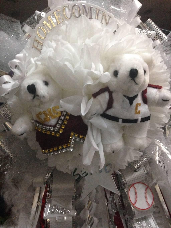 Spotlight Homecoming Mums - store  | Photo 2 of 7 | Address: 10381 Alta Vista Rd #129, Fort Worth, TX 76244, USA | Phone: (940) 389-8852
