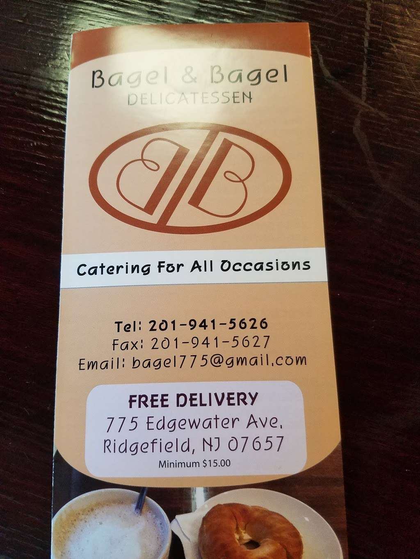 Bagel & Bagel - bakery  | Photo 9 of 9 | Address: 775 Edgewater Ave, Ridgefield, NJ 07657, USA | Phone: (201) 941-5626