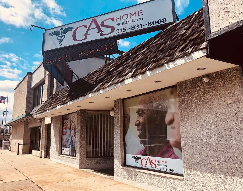 Cas Home Health Care 7308 Castor Ave Philadelphia Pa