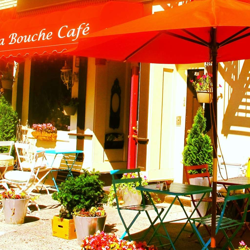 La Bouche Cafe™ - cafe  | Photo 3 of 10 | Address: 103 Garden St, Hoboken, NJ 07030, USA | Phone: (201) 656-9100