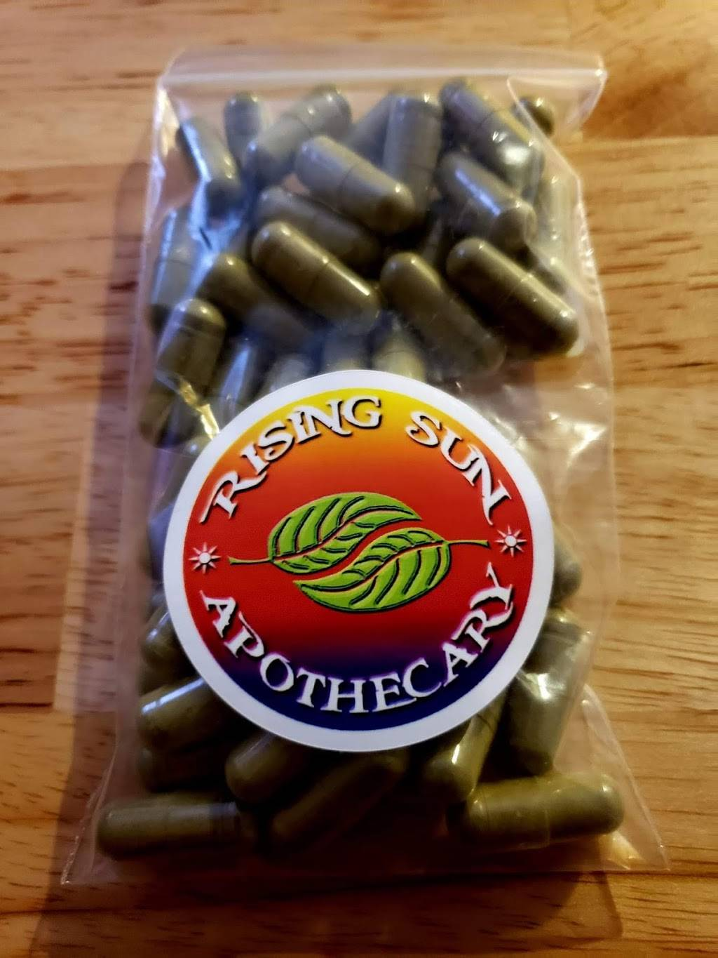 Rising Sun Kratom Shop - health  | Photo 3 of 10 | Address: Across from Srivilai Thai, 3220 California Ave SW #129, Seattle, WA 98116, USA | Phone: (206) 229-2500