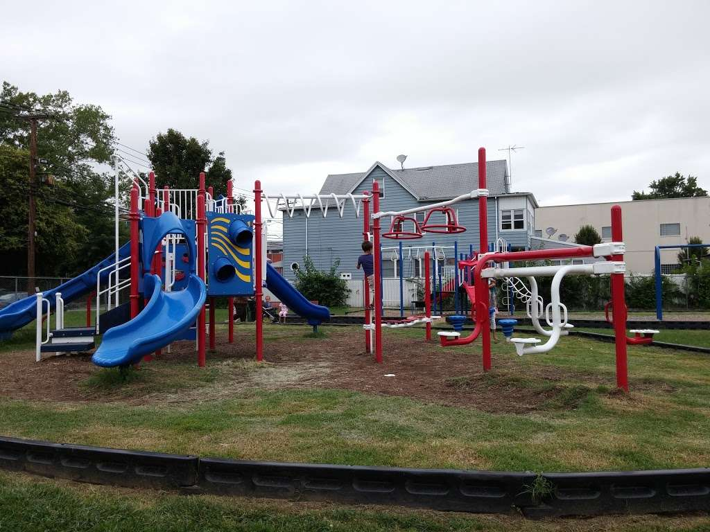 Jewell Street Park - park    Photo 1 of 10   Address: Garfield, NJ 07026, USA