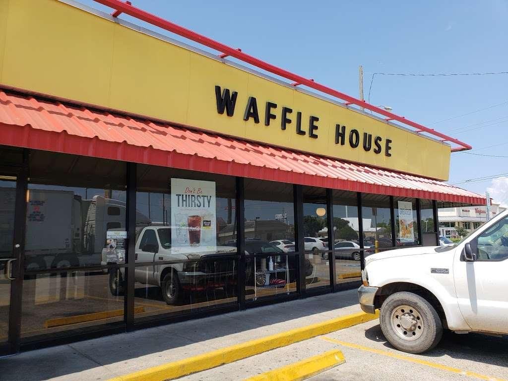 Waffle House - meal takeaway    Photo 4 of 10   Address: 7203 Garth Rd, Baytown, TX 77521, USA   Phone: (281) 421-2499