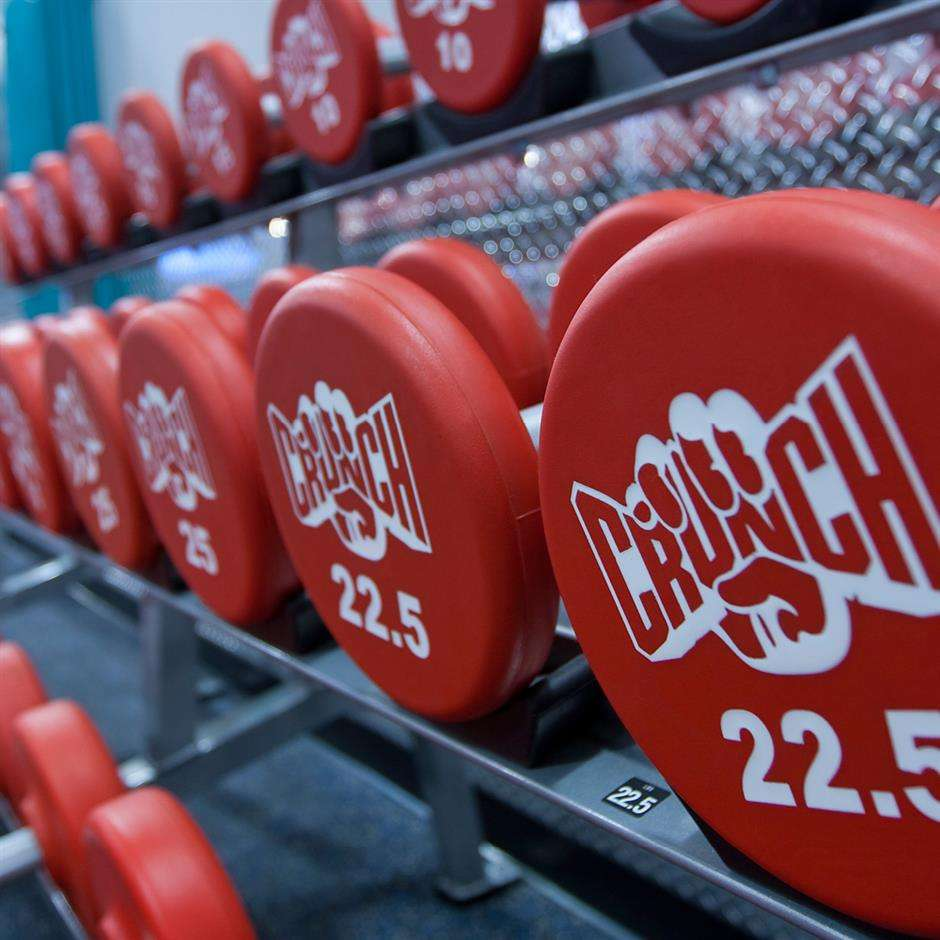 Crunch Fitness - Hudson - gym    Photo 9 of 10   Address: 205 Washington St, Hudson, MA 01749, USA   Phone: (978) 293-3633