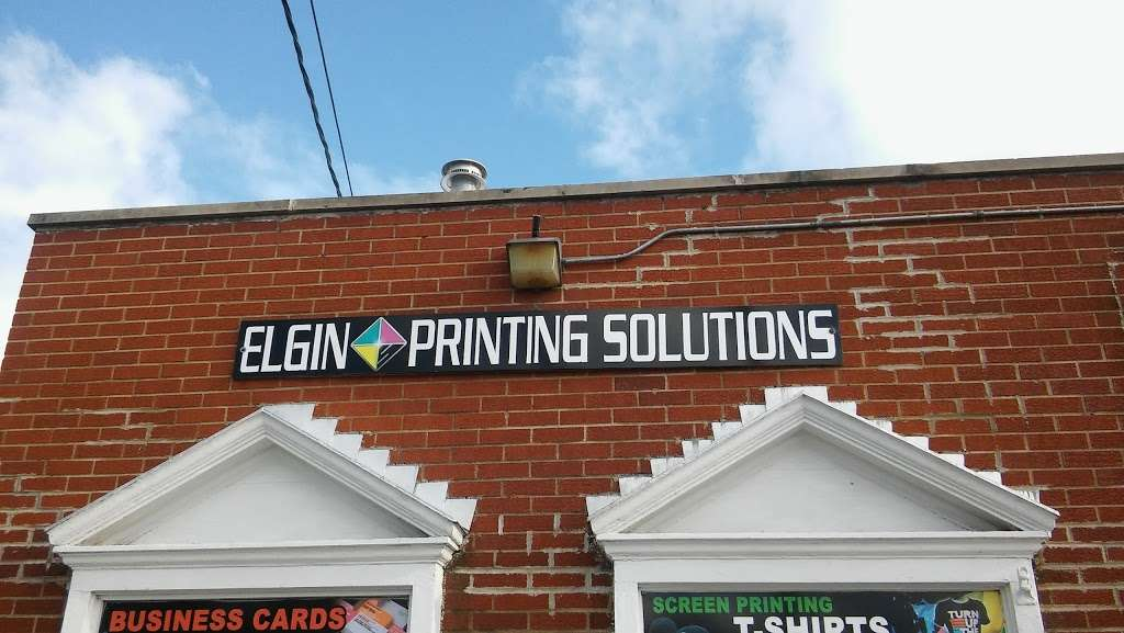 Elgin Printing Solutions - store  | Photo 3 of 6 | Address: 809 St Charles St, Elgin, IL 60120, USA | Phone: (847) 354-4616
