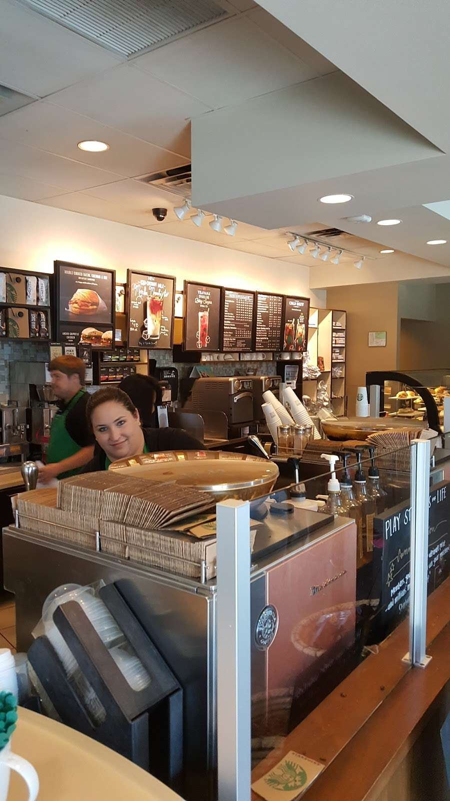 Starbucks - cafe  | Photo 9 of 10 | Address: 7876 Valley View St, Buena Park, CA 90620, USA | Phone: (714) 228-9827