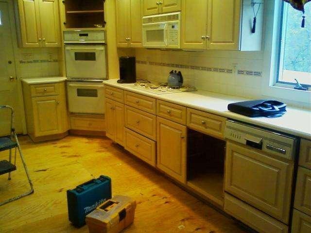 Custom Cabinet Refinishing - furniture store    Photo 4 of 10   Address: 183 Monroe St, Passaic, NJ 07055, USA   Phone: (973) 685-4553