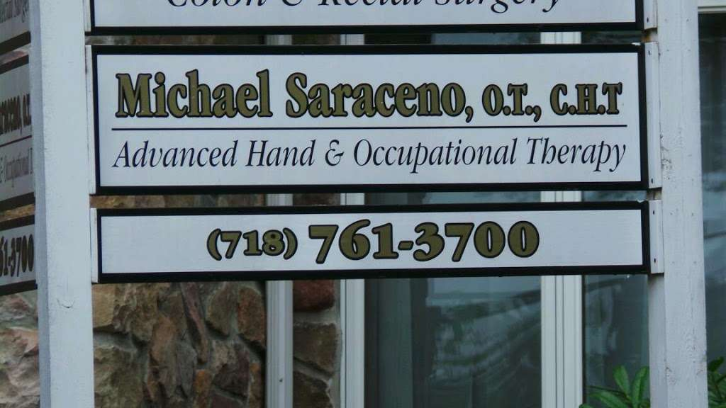 Mr. Michael V Saraceno - health  | Photo 2 of 2 | Address: 2372 Victory Blvd, Staten Island, NY 10314, USA | Phone: (718) 698-9800