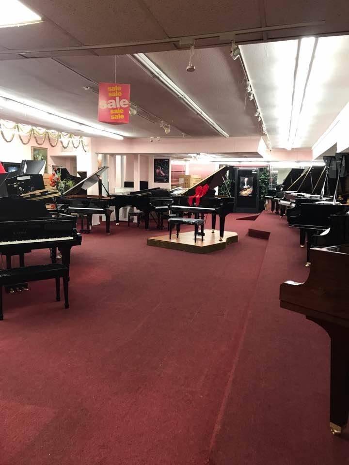 Hanmi Piano Yamaha Pianos New & Used Sale OC Authorized Dealer - electronics store    Photo 3 of 10   Address: 7942 Garden Grove Blvd #1209, Garden Grove, CA 92841, USA   Phone: (714) 891-5551