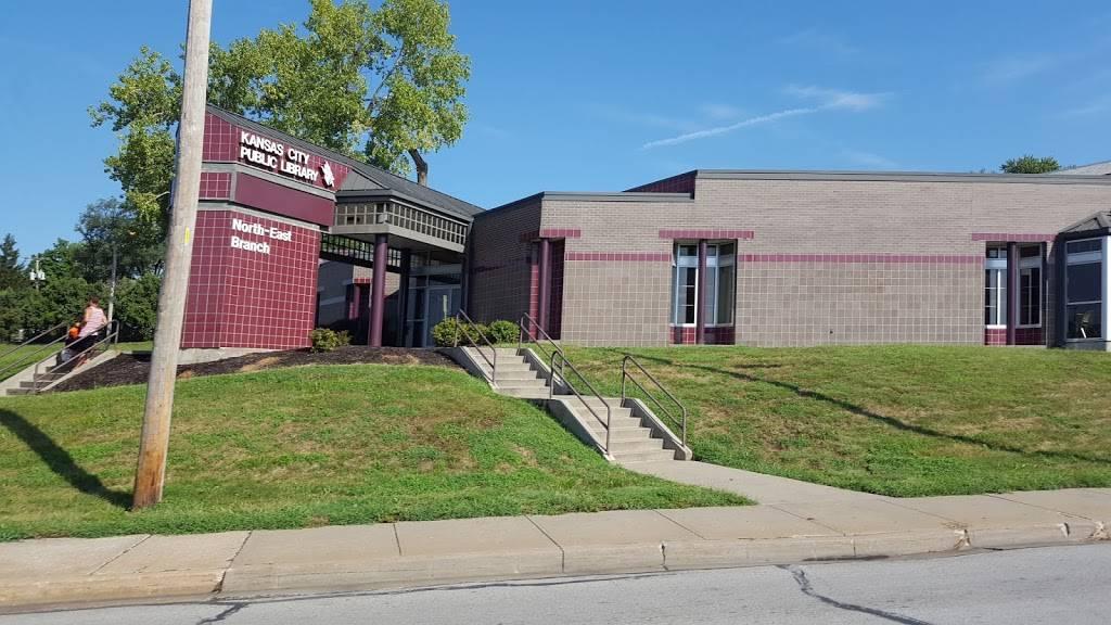 Kansas City Public Library: North East Branch - library  | Photo 2 of 4 | Address: 6000 Wilson Ave, Kansas City, MO 64123, USA | Phone: (816) 701-3485