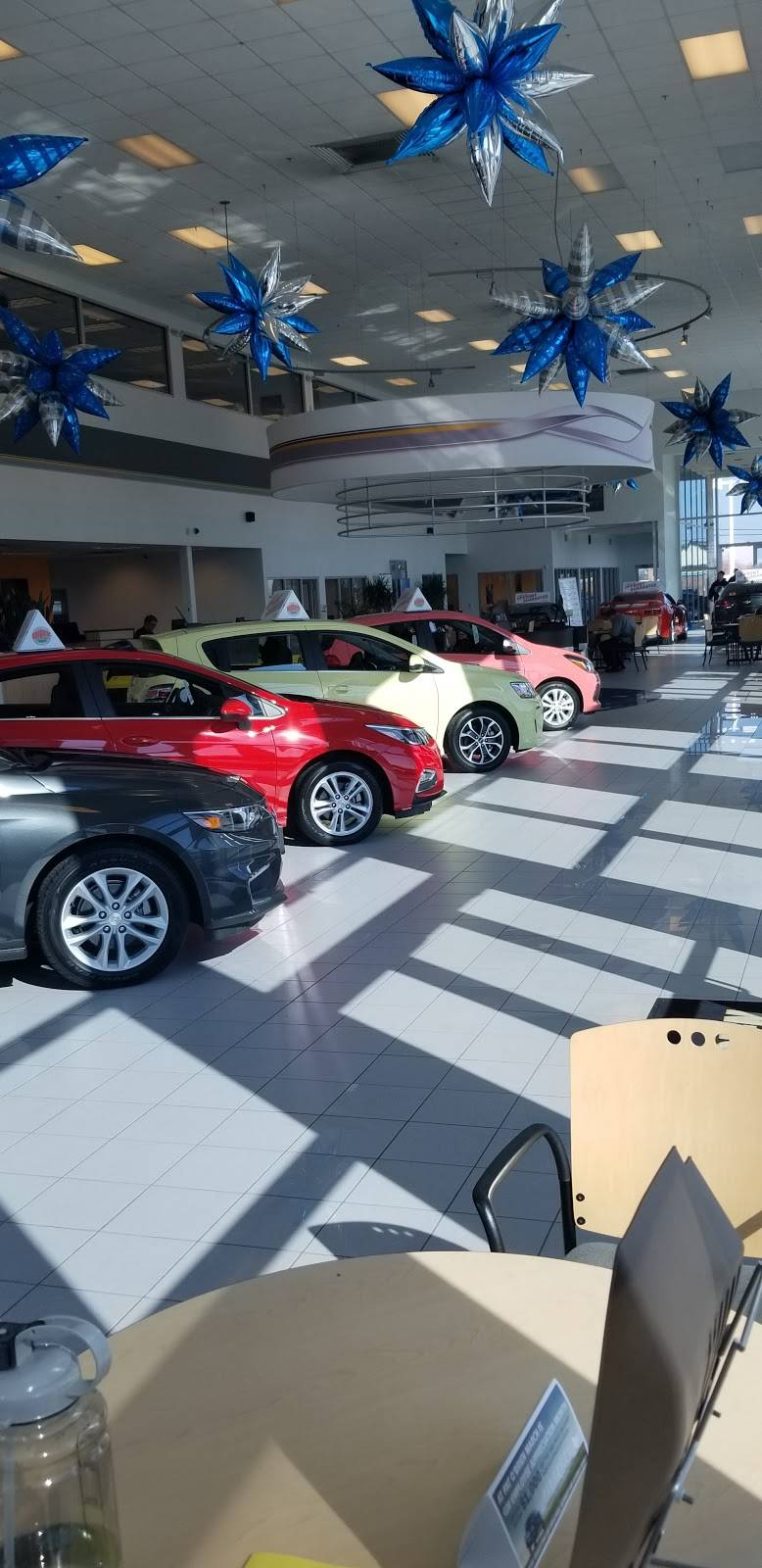 Serpentini Chevrolet Of Willoughby Hills 2810 Bishop Rd Willoughby Hills Oh 44092 Usa