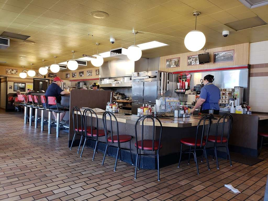 Waffle House - meal takeaway    Photo 3 of 10   Address: 7203 Garth Rd, Baytown, TX 77521, USA   Phone: (281) 421-2499