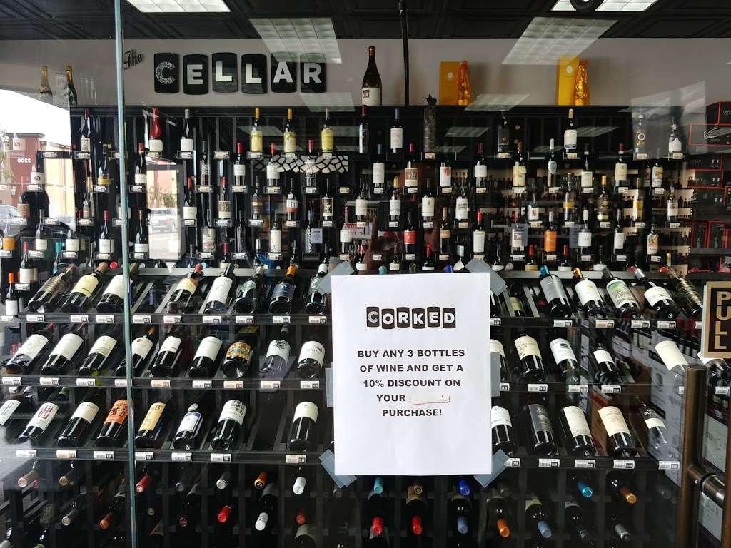 Corked - store  | Photo 4 of 10 | Address: 4360 Stearns St, Long Beach, CA 90815, USA | Phone: (562) 597-3984