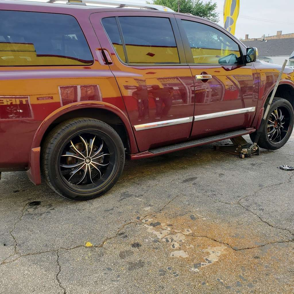 TMB 1 TIRES MUFFLERS AND AUTOSERVICE - car repair  | Photo 7 of 10 | Address: 9651 S Ewing Ave, Chicago, IL 60617, USA | Phone: (708) 735-9949