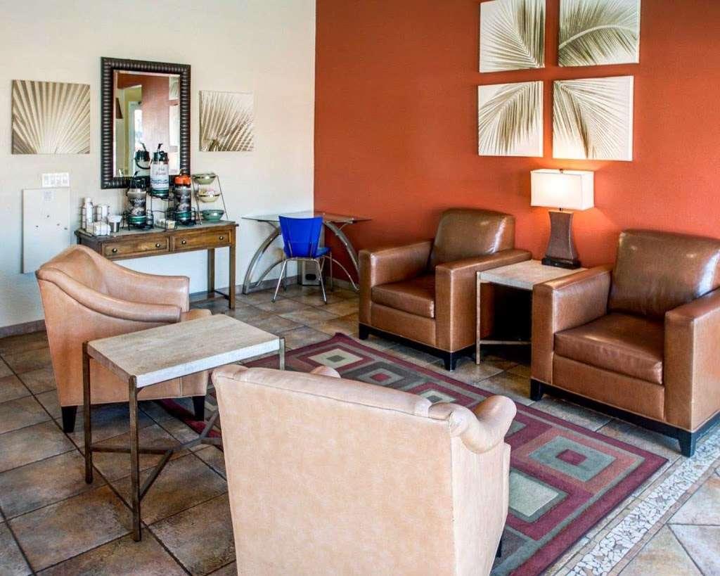 Quality Inn San Diego Miramar - lodging    Photo 5 of 10   Address: 9350 Kearny Mesa Rd, San Diego, CA 92126, USA   Phone: (858) 578-4350