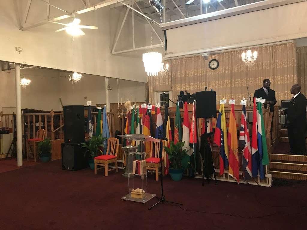 Antioch Road to Glory International Ministries - church  | Photo 4 of 10 | Address: 3746 N Davidson St, Charlotte, NC 28205, USA