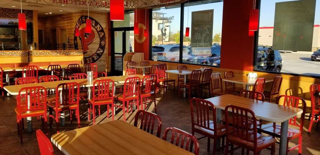 Popeyes Louisiana Kitchen - restaurant    Photo 4 of 9   Address: 12234 Shadow Creek Pkwy, Pearland, TX 77584, USA   Phone: (346) 357-3838