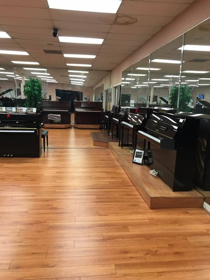 Hanmi Piano Yamaha Pianos New & Used Sale OC Authorized Dealer - electronics store    Photo 4 of 10   Address: 7942 Garden Grove Blvd #1209, Garden Grove, CA 92841, USA   Phone: (714) 891-5551