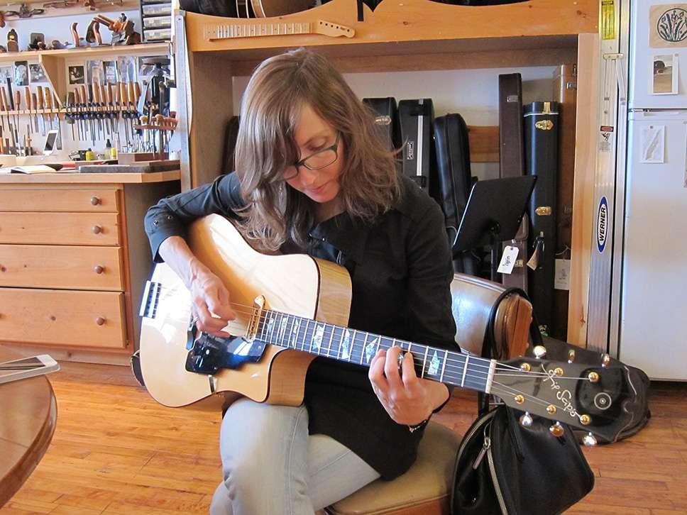 Flip Scipio | Guitar Maker And Repairman - electronics store  | Photo 7 of 10 | Address: 2 Grove St #4, New York, NY 10014, USA | Phone: (516) 426-5624