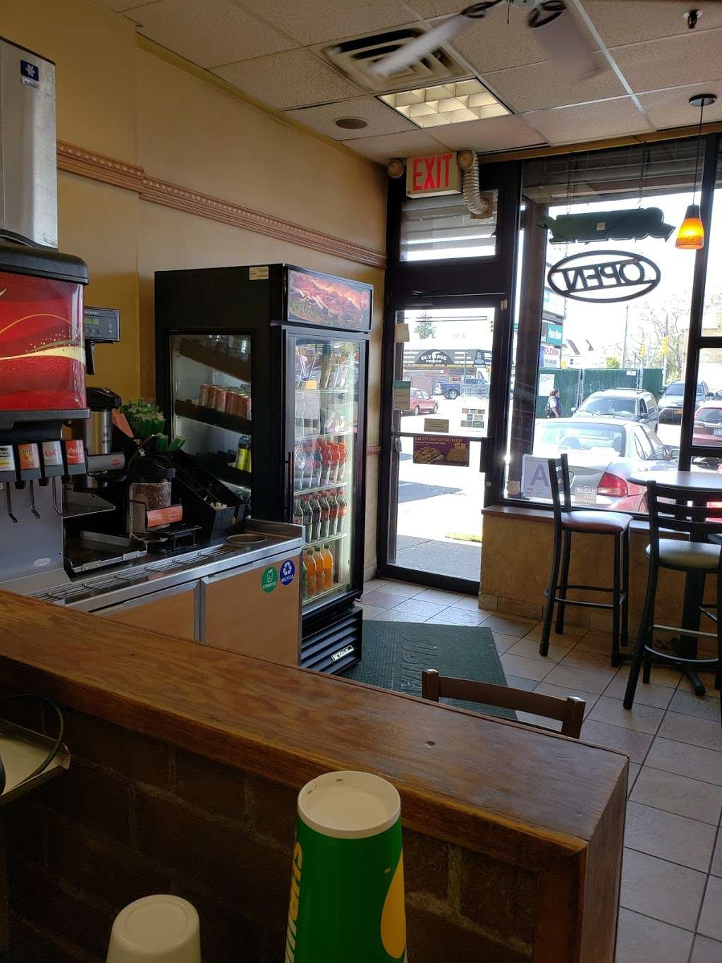 SUBWAY®Restaurants - restaurant  | Photo 2 of 5 | Address: 1739, 10206 Atlantic Ave, Richmond Hill, NY 11418, USA | Phone: (347) 745-8521