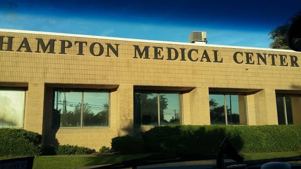 Hampton Medical Center - hospital    Photo 1 of 1   Address: 2301 S Hampton Rd, Dallas, TX 75224, USA   Phone: (214) 330-9201