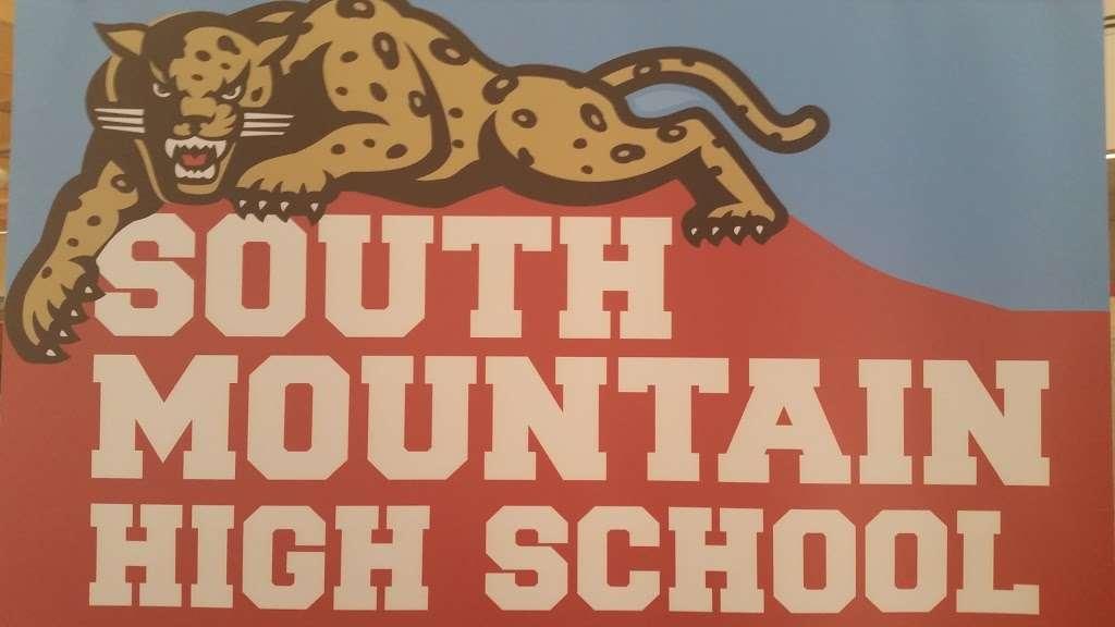 South Mountain High School - school  | Photo 5 of 7 | Address: 5401 S 7th St, Phoenix, AZ 85040, USA | Phone: (602) 764-5000
