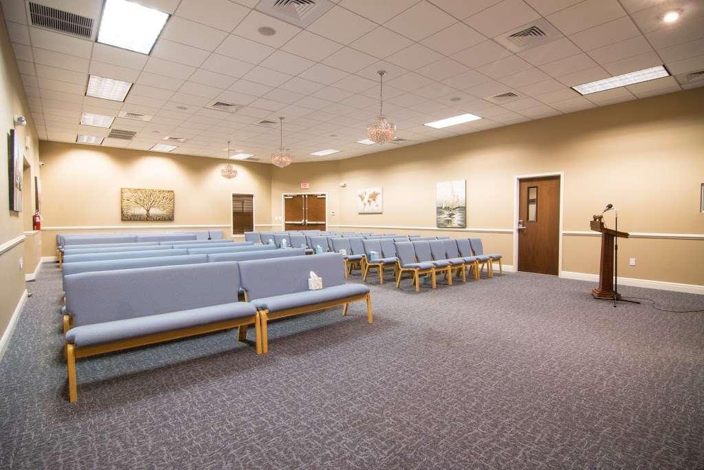 DeGusipe Funeral Home and Crematory - funeral home  | Photo 5 of 10 | Address: 3423, 1400 Matthew Paris Blvd, Ocoee, FL 34761, USA | Phone: (407) 695-2273