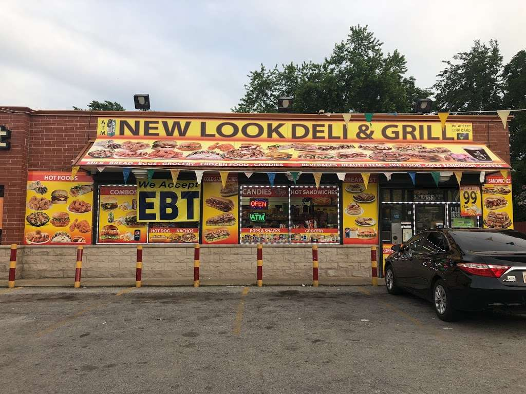 New look Deli ,Grill and Mini Market - store  | Photo 1 of 8 | Address: 333 W 119th St, Chicago, IL 60628, USA | Phone: (773) 366-3494
