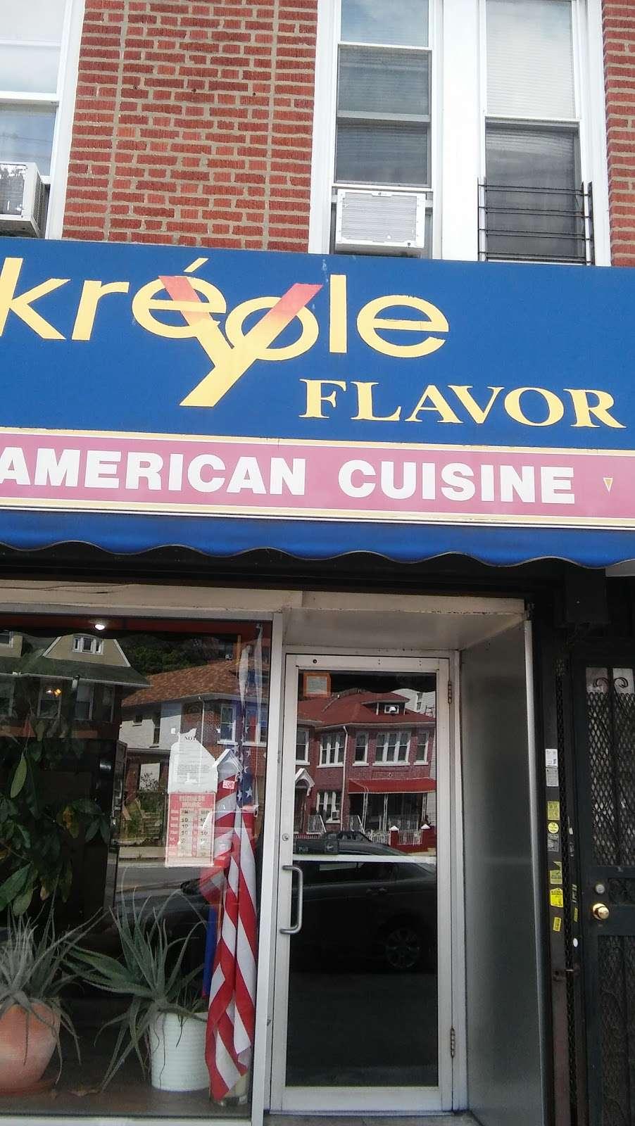 Kreyol Flavor - restaurant  | Photo 3 of 10 | Address: 1738 Flatbush Ave, Brooklyn, NY 11210, USA | Phone: (718) 258-0509
