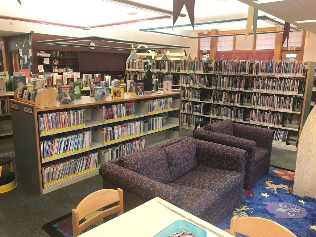 Nesmith Library - library  | Photo 8 of 10 | Address: 8 Fellows Rd, Windham, NH 03087, USA | Phone: (603) 432-7154