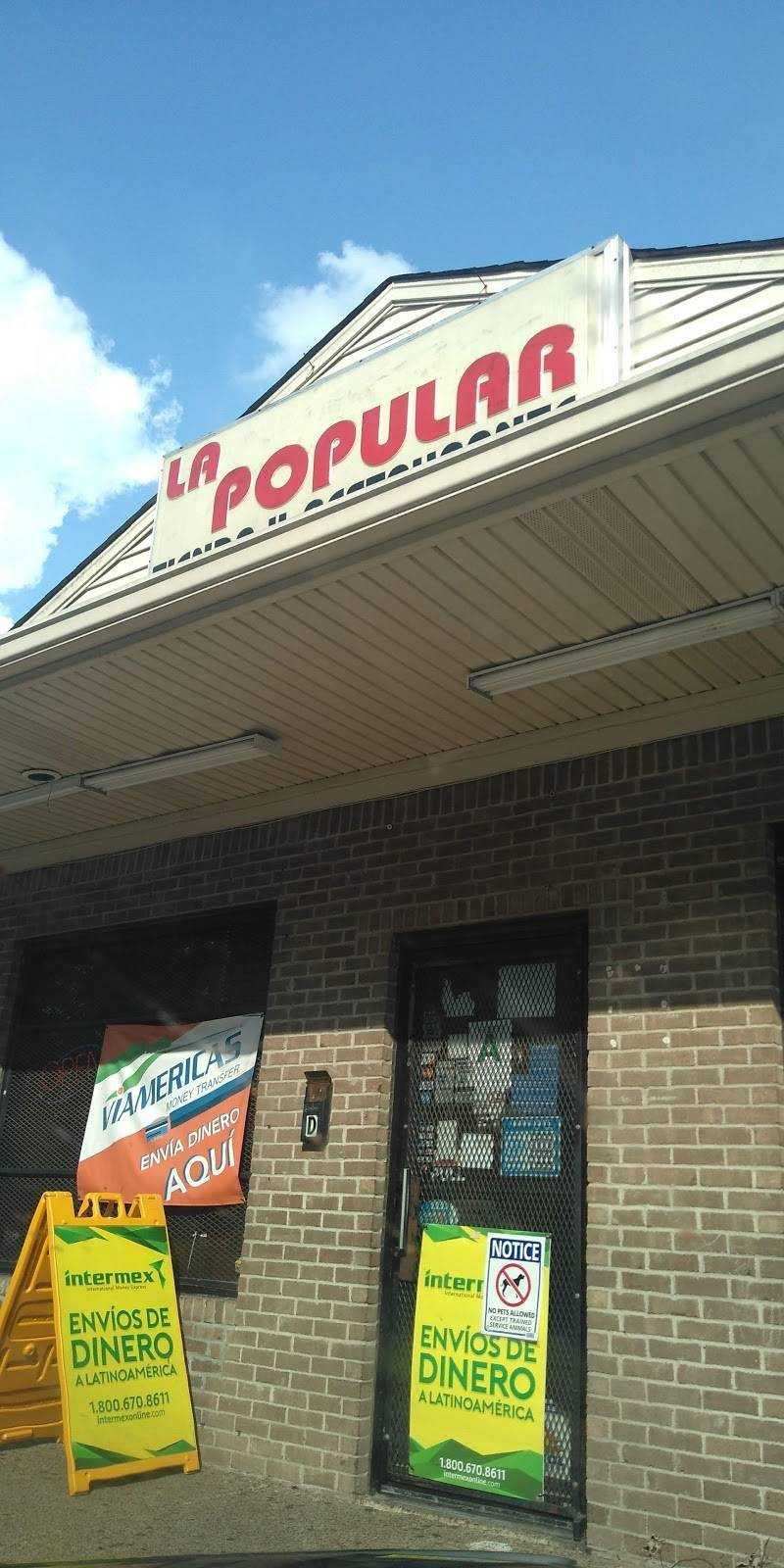 La Popular - store  | Photo 1 of 3 | Address: 2521 7th Street Rd D, Louisville, KY 40208, USA | Phone: (502) 636-3688