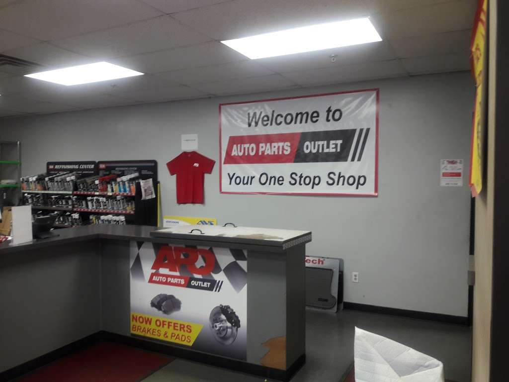 Auto Parts Outlet - car repair  | Photo 10 of 10 | Address: 128 York Ave, Randolph, MA 02368, USA | Phone: (800) 772-5558