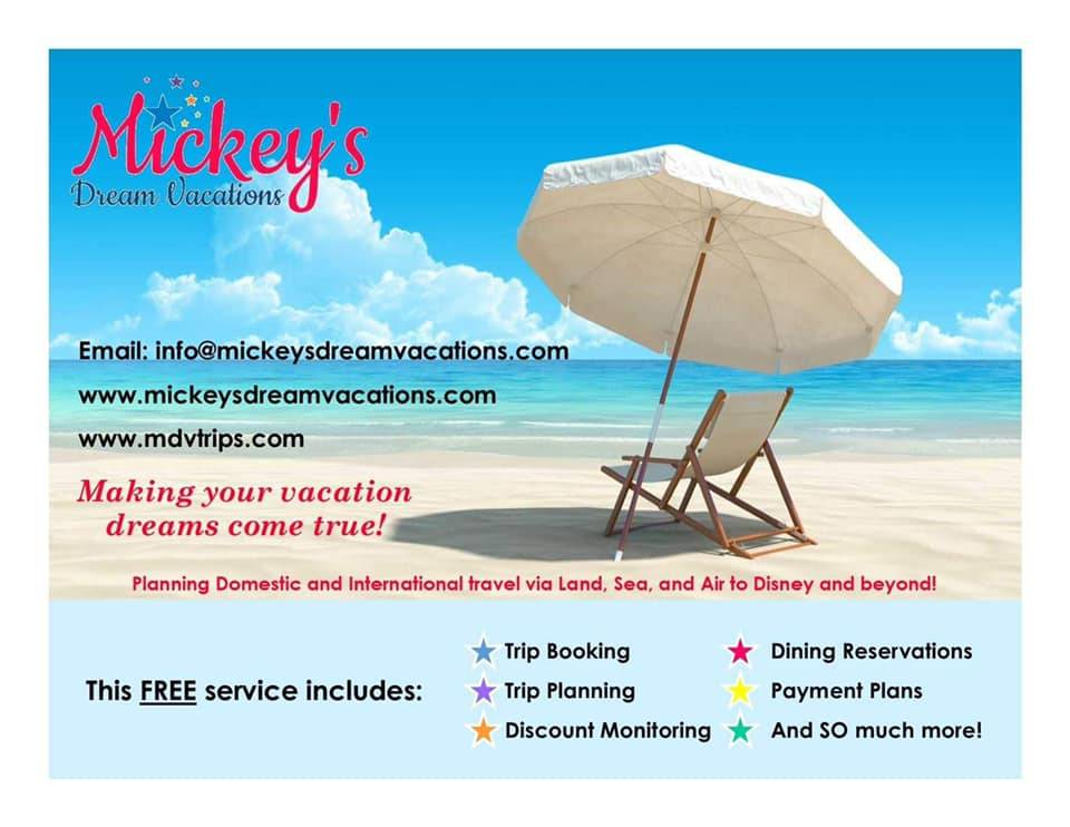 Mickeys Dream Vacations - travel agency  | Photo 8 of 8 | Address: 10326 S Avers Ave, Chicago, IL 60655, USA | Phone: (260) 638-8747