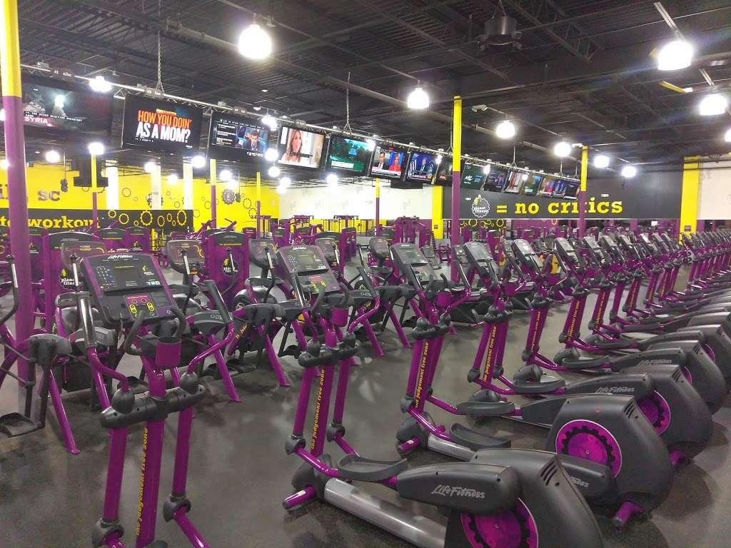 Planet Fitness 825 Crossroads Plaza Fort Mill Sc 29708 Usa