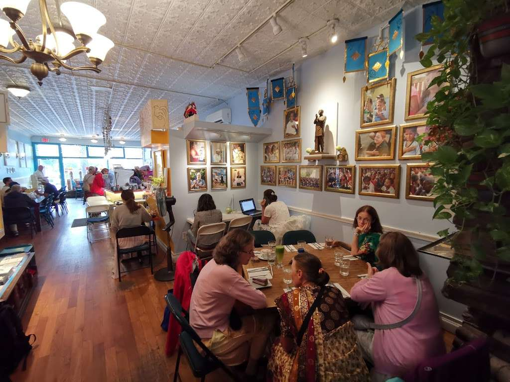 The Panorama Of My Silence-Heart Cafe - cafe  | Photo 2 of 10 | Address: 84-73 Parsons Blvd, Jamaica, NY 11432, USA | Phone: (718) 206-4960