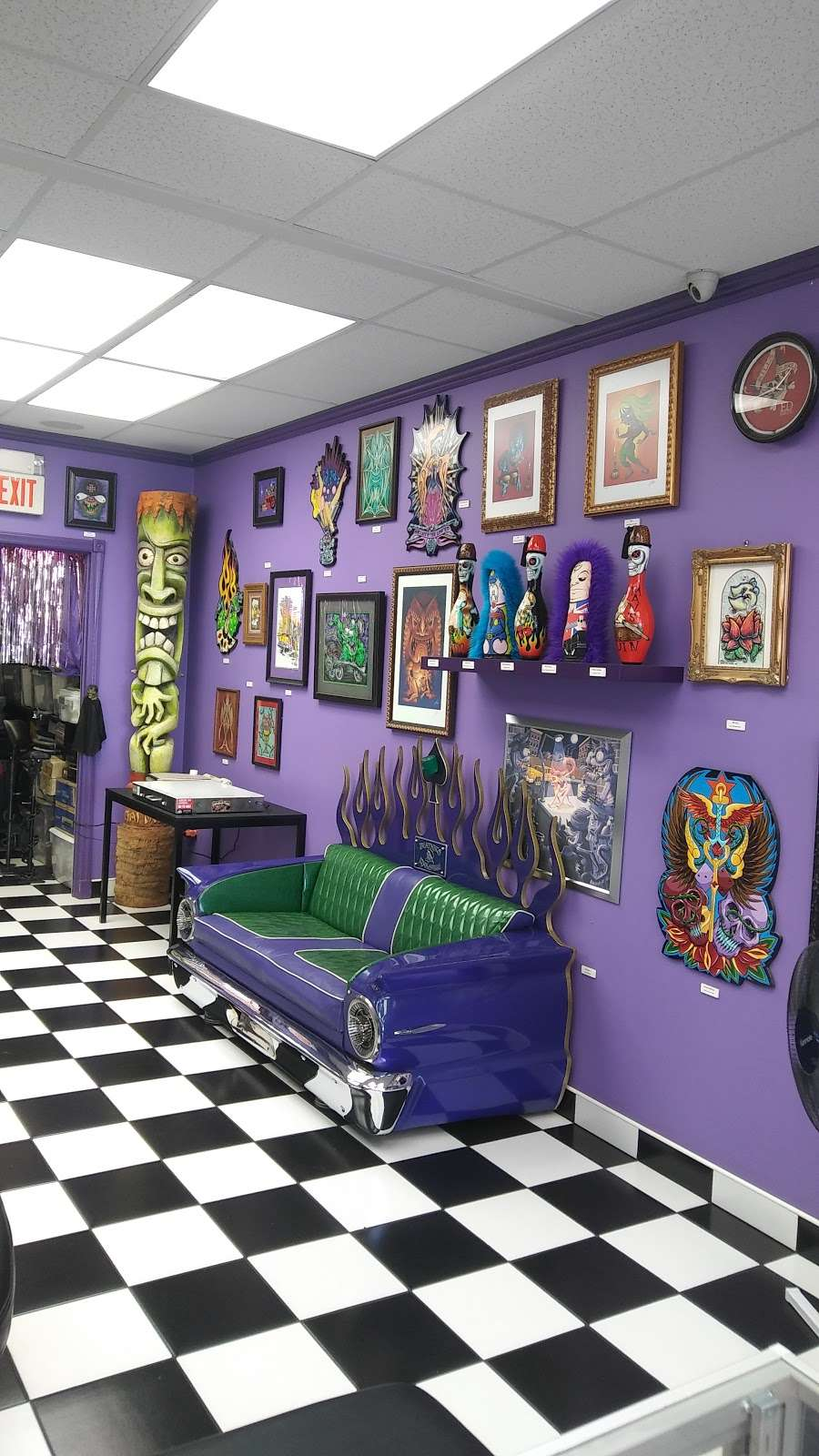 Screamin Ink Tattoo Studio - store  | Photo 1 of 9 | Address: 34-07 Broadway, Fair Lawn, NJ 07410, USA | Phone: (201) 797-7858