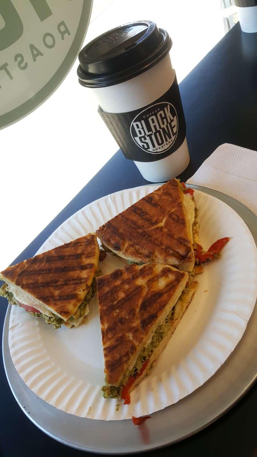 Blackstone Coffee Roaster - cafe    Photo 7 of 10   Address: 502 Hudson St, New York, NY 10014, USA   Phone: (212) 989-6131