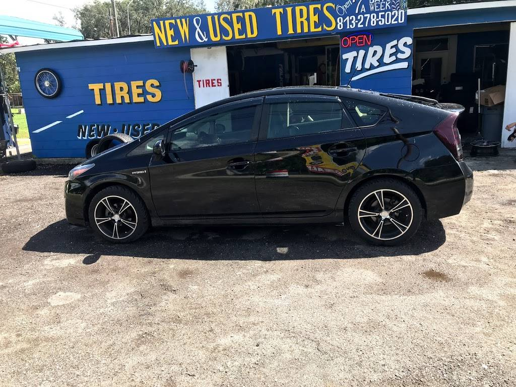 All American Tire Shop LLC - car repair  | Photo 1 of 9 | Address: 11933 N, US-301, Thonotosassa, FL 33592, USA | Phone: (813) 278-5020