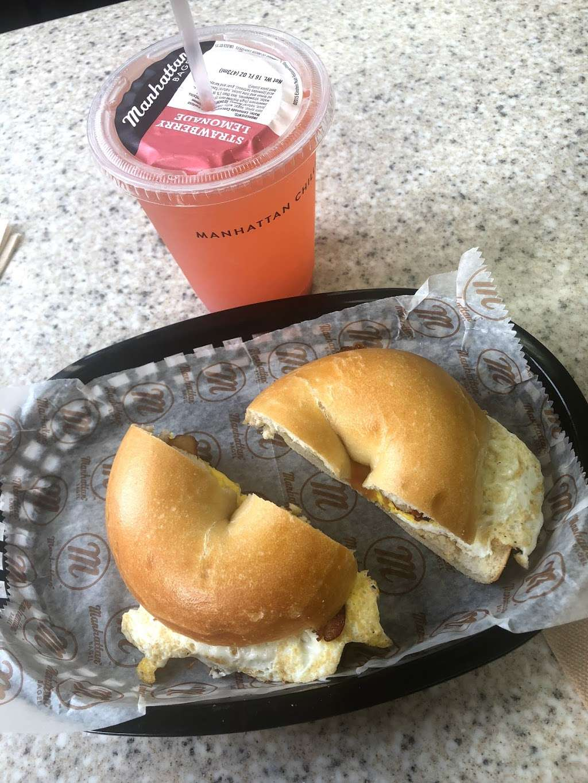 Manhattan Bagel - cafe  | Photo 9 of 10 | Address: 881 Main St, Sayreville, NJ 08872, USA | Phone: (732) 525-0696