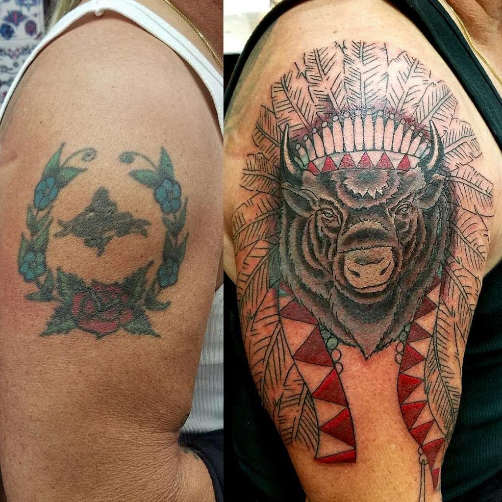 Claremont Tattoo Studio 8036 Archibald Ave Rancho Cucamonga Ca