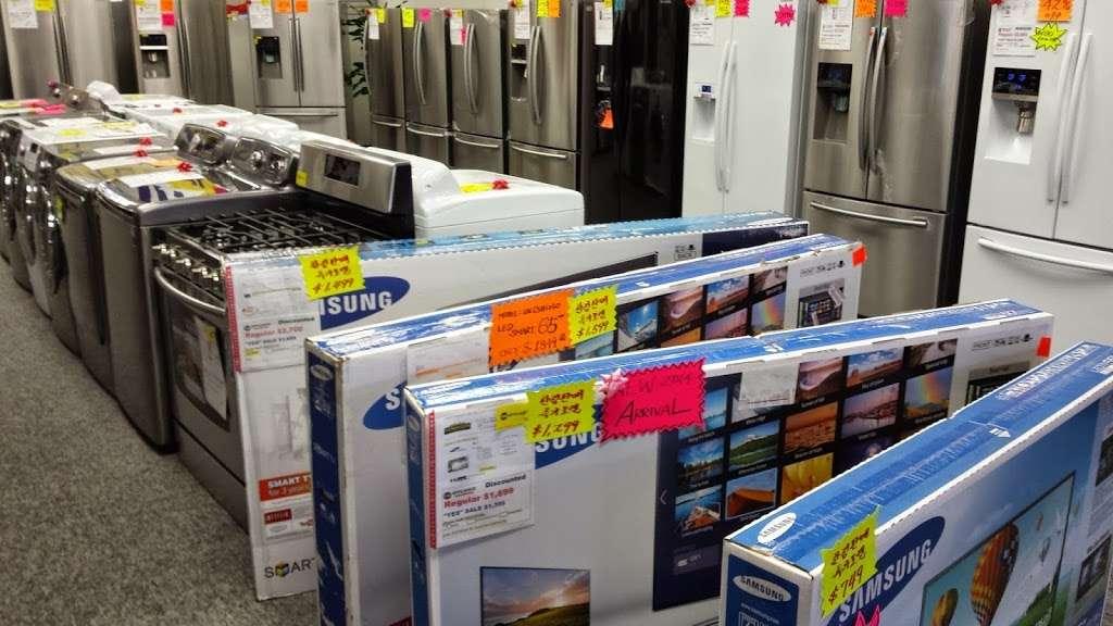 MNH Enterprise Inc - DBA. Yes Home Appliances(Samsung & Dyson) - home goods store  | Photo 5 of 10 | Address: 6301 Orangethorpe Ave, Buena Park, CA 90620, USA | Phone: (714) 735-8366