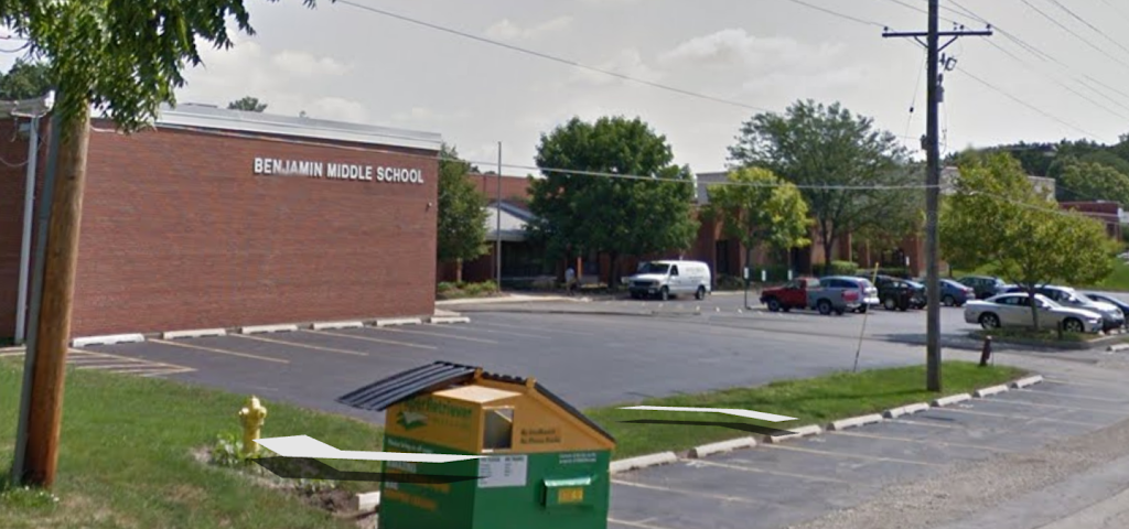 Benjamin School District 25 - school  | Photo 1 of 1 | Address: 28W250 St Charles Rd, West Chicago, IL 60185, USA | Phone: (630) 876-7800